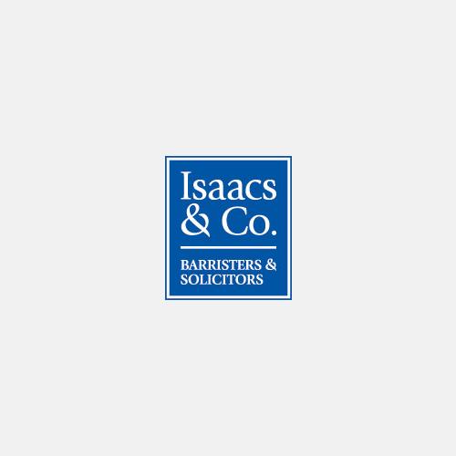 Isaacs and Co Logo