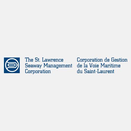 St. Lawrence Seaway logo