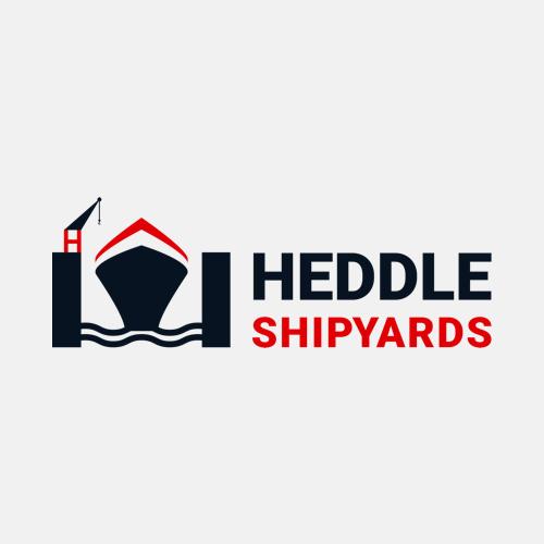 Heddle Marine logo